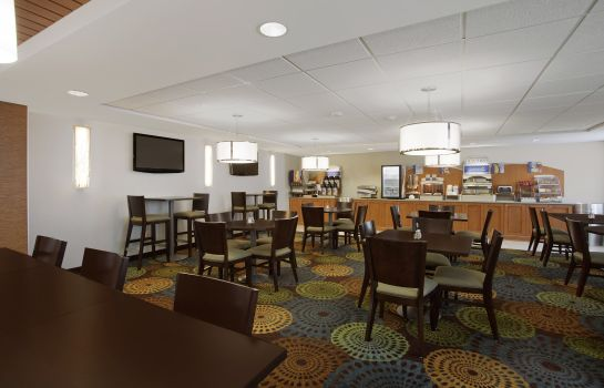 Restaurant Holiday Inn Express ROMULUS / DETROIT AIRPORT