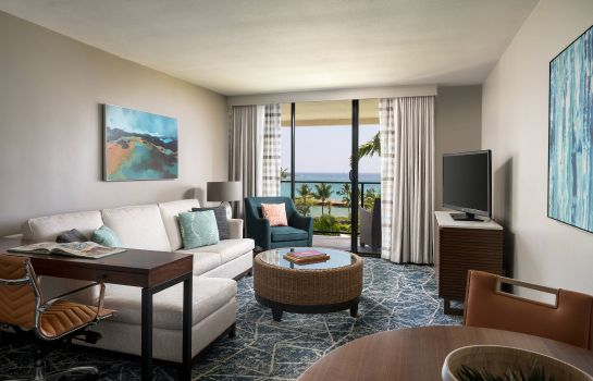 Suite Waikoloa Beach Marriott Resort & Spa