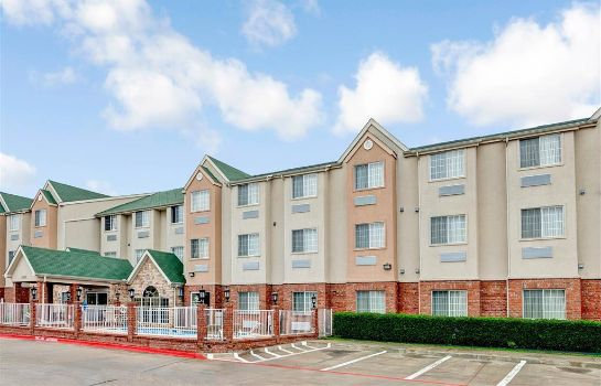 Exterior view Candlewood Suites DALLAS - PLANO W MEDICAL CTR