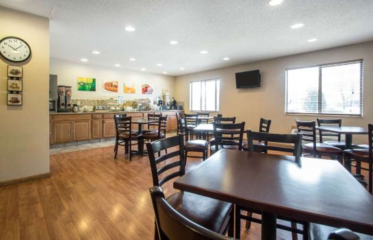 Restauracja Quality Inn & Suites Sun Prairie Madison East