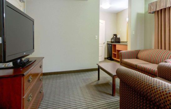 Chambre Quality Inn & Suites At NASA Ames