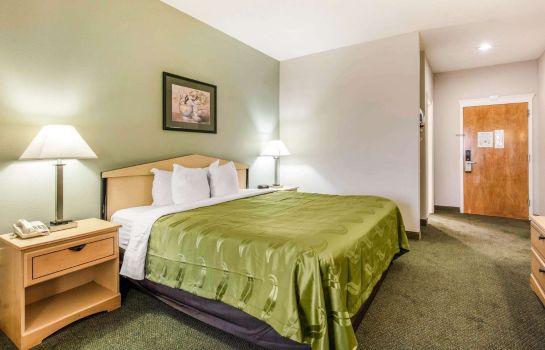 Suite Quality Inn & Suites Jackson Int'l Airport