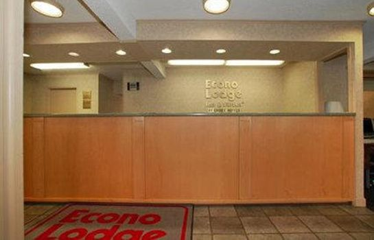 Hotelhalle Econo Lodge & Suites