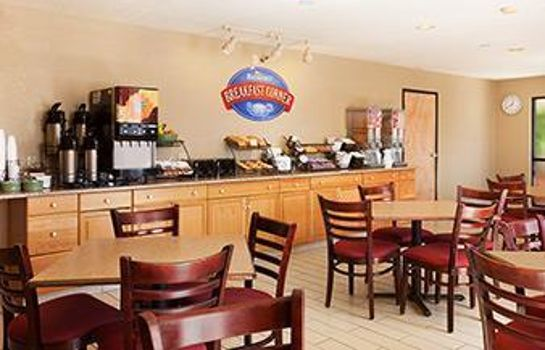 Restaurant Comfort Inn & Suites Albuquerque Downtown