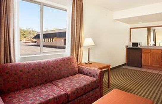 Suite Comfort Inn & Suites Albuquerque Downtown