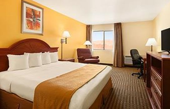 Zimmer Comfort Inn & Suites Albuquerque Downtown