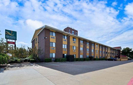 Vista exterior Quality Inn DFW - Airport