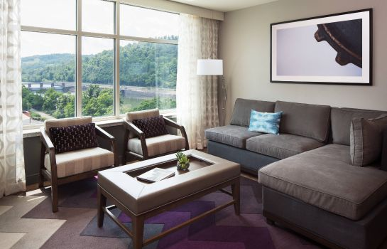 Suite Morgantown Marriott at Waterfront Place