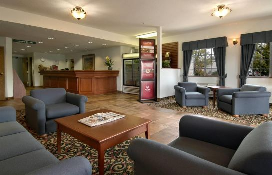 Hol hotelowy Red Lion Inn and Suites McMinnville