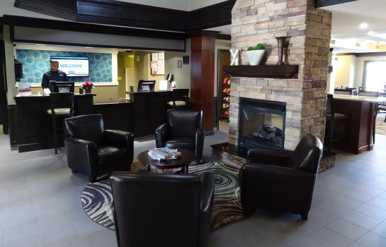 Hotelhalle Staybridge Suites HERNDON-DULLES