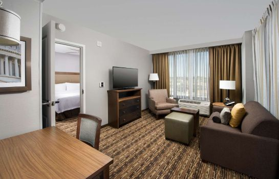 Zimmer Homewood Suites by Hilton Washington DC NoMa Union Station