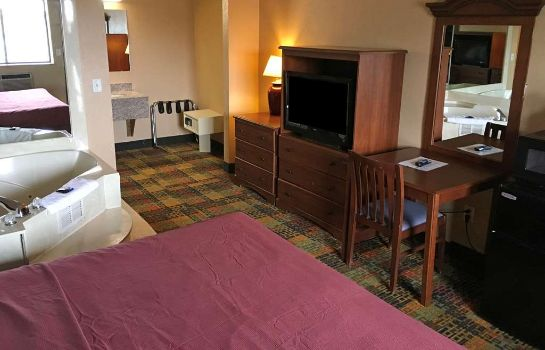 Suite Americas Best Value Inn-Livonia/Detroit