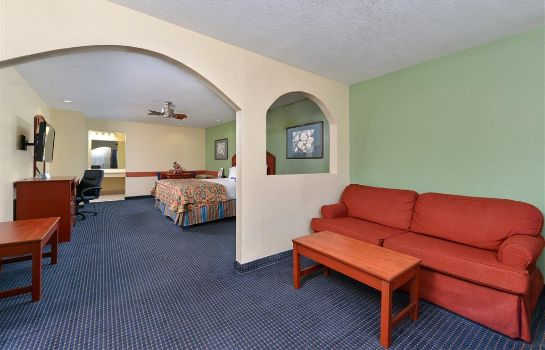 Suite Americas Best Value Inn & Suites - Houston / Katy Freeway