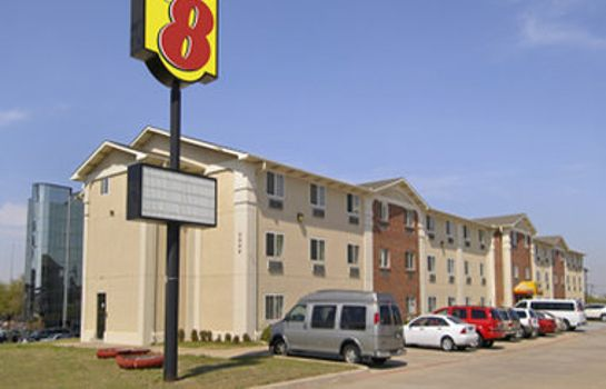 Vista exterior SUPER 8 IRVING DFW AIRPORT S