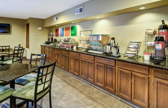 Restaurante Comfort Inn Little Rock