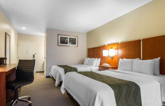 Suite Quality Inn Silicon Valley
