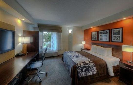 Zimmer Sleep Inn Clearwater