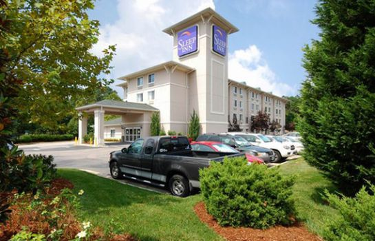 Außenansicht Sleep Inn Raleigh Durham Airport