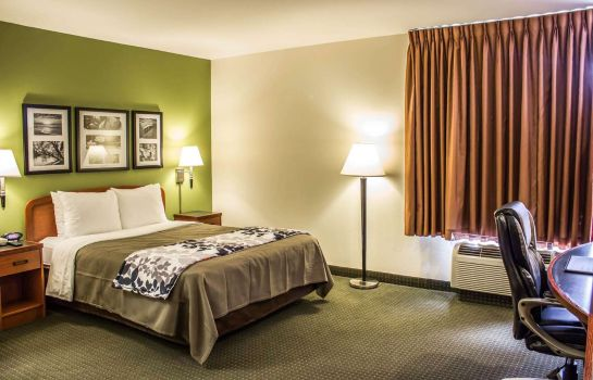 Zimmer Sleep Inn Raleigh Durham Airport