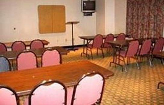 Conference room Rodeway Inn Lincoln