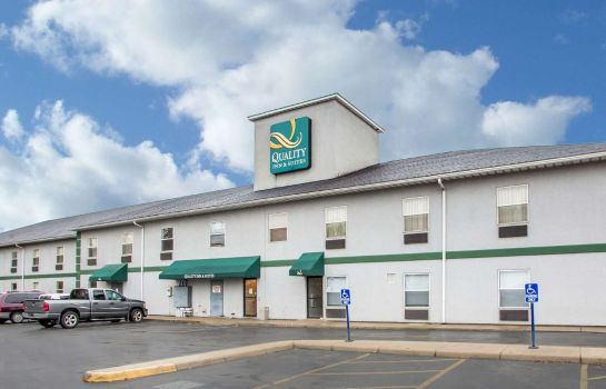 Vista esterna Quality Inn & Suites South/Obetz