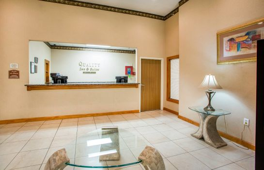 Hall Quality Inn & Suites South/Obetz