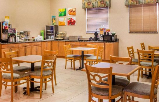 Restaurant Quality Inn & Suites South/Obetz