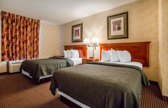 Suite Quality Inn & Suites South/Obetz