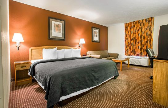 Zimmer Quality Inn & Suites South/Obetz