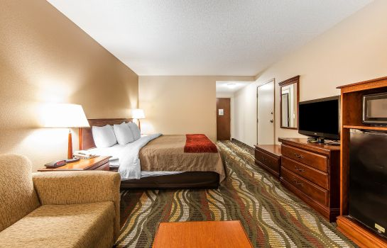Zimmer Comfort Inn & Suites Lookout Mountain