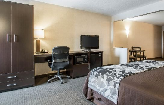 Suite Sleep Inn & Suites Green Bay Airport