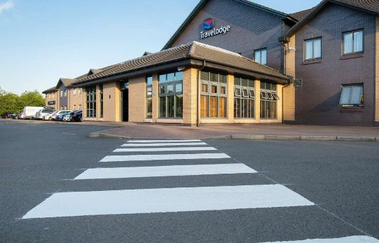 Exterior view TRAVELODGE GLASGOW AIRPORT