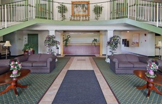 Außenansicht Americas Best Value Inn Erie