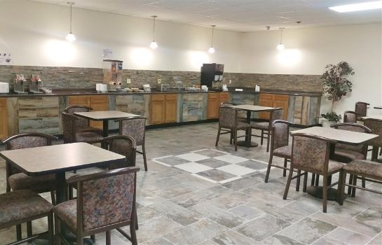 Restaurant Americas Best Value Inn Erie