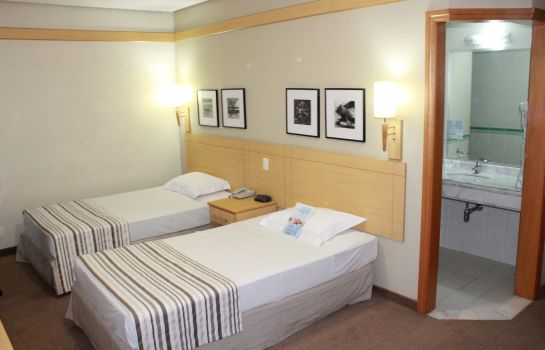 Double room (standard) Monreale Hotel Guarulhos