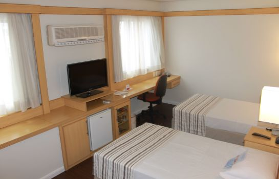 Double room (superior) Monreale Hotel Guarulhos