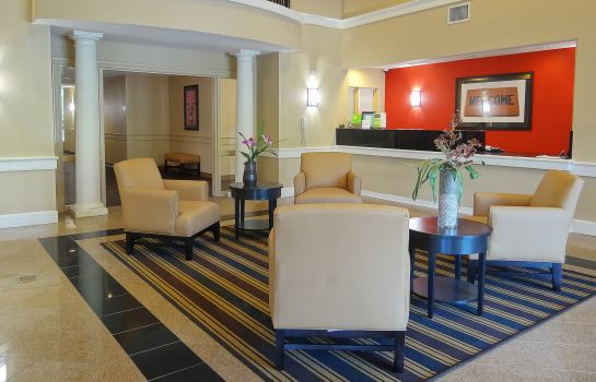 Hotelhalle Extended Stay America Commodit