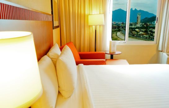 Room Courtyard Monterrey San Jeronimo/Valle