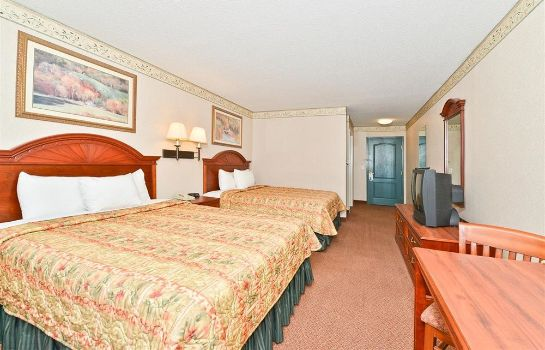 chambre standard IN Americas Best Value Inn & Suites Marion