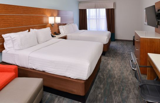 Zimmer Holiday Inn Express & Suites AUSTIN NORTH CENTRAL