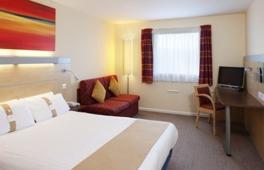 Kamers Holiday Inn Express CARDIFF AIRPORT