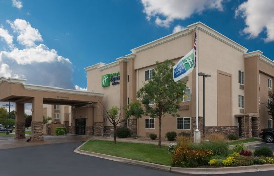 Außenansicht Holiday Inn Express & Suites WHEAT RIDGE-DENVER WEST