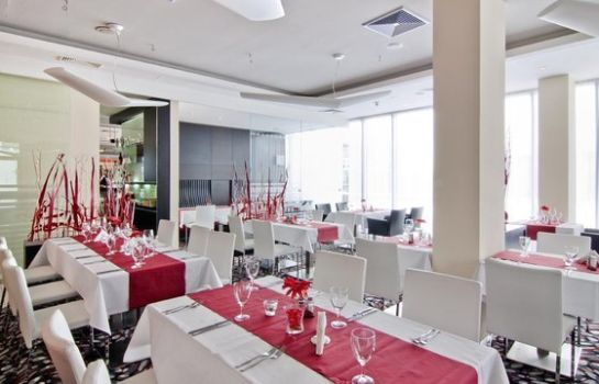 Restaurant Holiday Inn PRAGUE AIRPORT