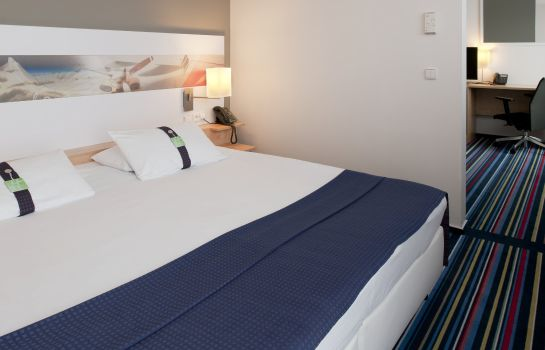 Suite Holiday Inn PRAGUE AIRPORT