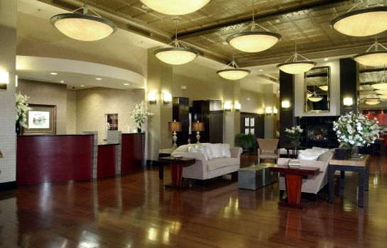 Hotelhalle Homewood Suites by Hilton Indianapolis-Downtown