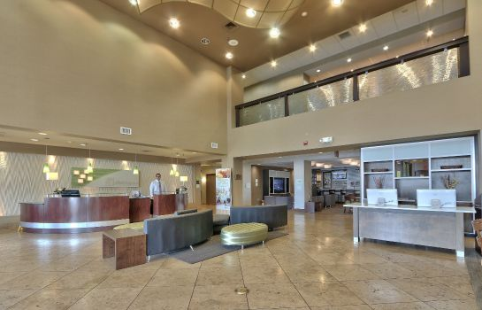 Hotelhalle Holiday Inn & Suites ALBUQUERQUE-NORTH I-25