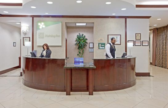 Hotelhalle Holiday Inn & Suites COLLEGE STATION-AGGIELAND