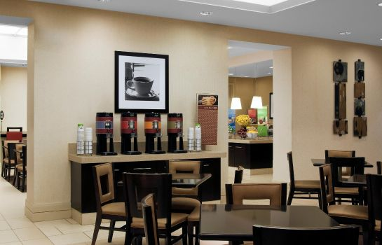 Ristorante Hampton Inn Manhattan-Times Square North
