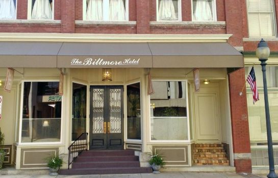 Vista exterior BILTMORE GREENSBORO DOWNTOWN