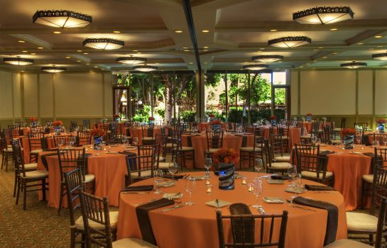 Sala de reuniones THE SCOTT RESORT AND SPA
